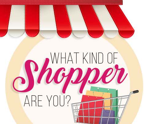 what kind of shopper banner