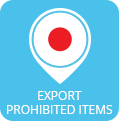 Prohibited Items for Export from Japan