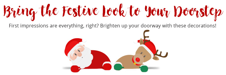 Festive look to your doorstep